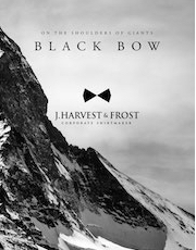 J. Harvest & Frost Black Bow